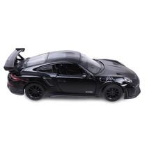 speelgoedauto Porsche 911 GT2 RS 1:36 metaal zwart
