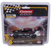 raceauto Go!!! junior 19 x 3 x 17 cm zwart