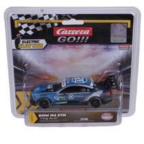 raceauto Go!!! junior 19 x 3 x 17 cm blauw/zwart