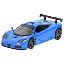 auto McLaren F1 GTR jongens die-cast alu 1:36 blauw