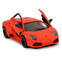 sportwagen Lamborghini Veneno 1:36 die-cast oranje