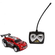 rallyauto Max Drive RC jongens 16 cm rood