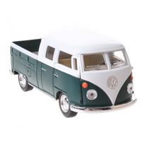 schaalmodel Volkswagen 1:34 die-cast 10 cm groen