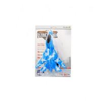 straaljager pull-back jongens blauw 21 cm