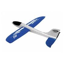 werpvliegtuig Pilo foam junior grijs 46 cm