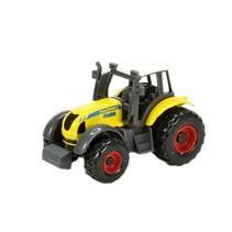 tractor Farm 8000 7 cm geel
