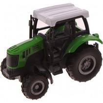 Tractor groen: 1:43