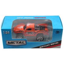 truck Off Road jongens 13 cm die-cast oranje