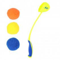 balwerper Splash Launch junior geel 4-delig