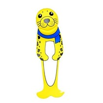 duikdiertje zeehond 24 cm geel
