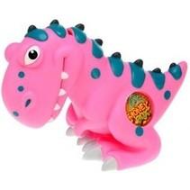 spaardinosaurus roze 21 cm