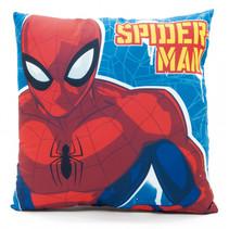 kussen Spider-Man jongens microfiber rood/blauw