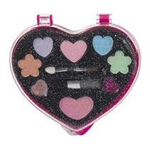 Princess Coralie make-up hartje groot 3-delig roze