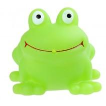 waterspuitende kikker 8 cm groen