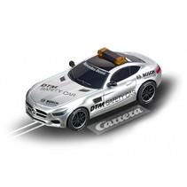 Digital 143 racebaanauto Mercedes-AMG GT 1:43 zilver