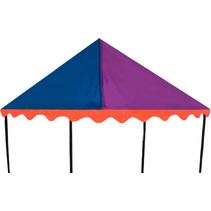 trampoline-tent Canopy circus 1,83 x 2,74 meter