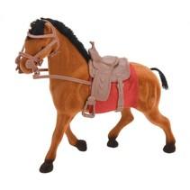 paard bruin 17 cm
