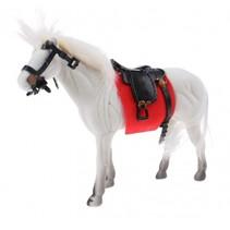 Love Horse paard 12 cm wit