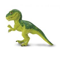 dinosaurus T- Rex junior 9 cm groen