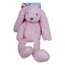 knuffel Konijn junior 30 cm pluche roze