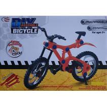 bouwdoos Model Motorcycle multicolor