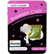 professor Crazy kracht en energie experimenten junior 20 kaarten