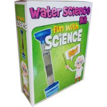 waterkundekit Fun with Science steen blauw 15-delig