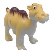speeldier kameel junior 6 cm geel/bruinruin