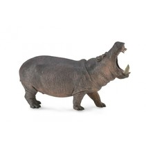 Wilde dieren Nijlpaard 15 cm