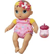 babypop Baby Alive Sweet n Snuggly meisjes 33 cm roze