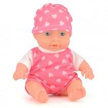babypop 15 cm roze