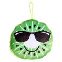 knuffelkiwi 12 cm groen