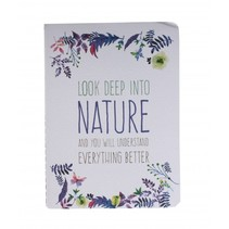 schrift nature wit 14 cm