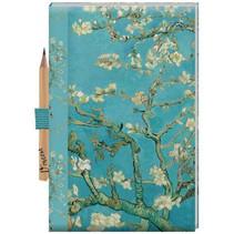 notitieboek Vincent van Gogh A6