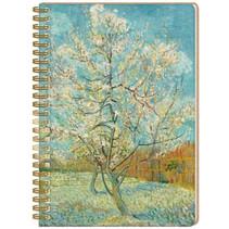 bullet journal Vincent van Gogh B5