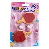 gummen Color Gomiz 4-delig multicolor (#5)