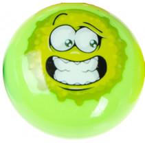 raamklimmer smiley 4 cm groen