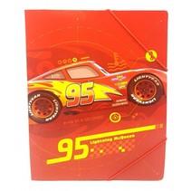 elastomap Cars 28 x 22 cm jongens rood