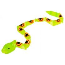 slang 38 cm groen