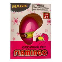 groei-ei flamingo meisjes 6 cm roze