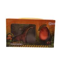 verrassingsei Brontosaurus junior 21 x 12 cm 3-delig