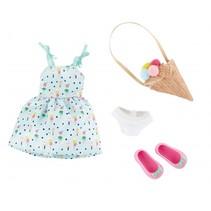 Sweet Mint Girl outfit tienerpop kledingset 4-delig