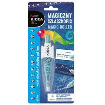 decoratietape panda Magic Roller 4 m blauw/wit