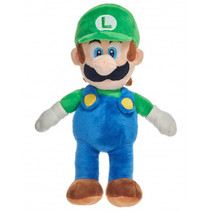 knuffel Luigi 26 cm groen