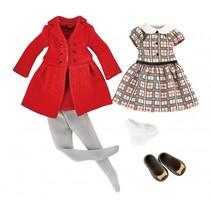 English Rose outfit tienerpop kledingset 5-delig