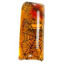 glibberspeelgoed Spider Glibby 13 cm geel