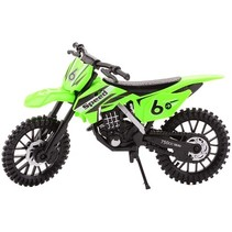 crossmotor groen 17.5 cm