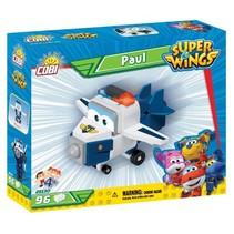 Super Wings bouwset Paul 97-delig (25130)