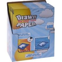 zonneprintpapier 10 stuks