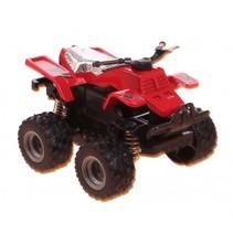 quad off-road rood 8 cm